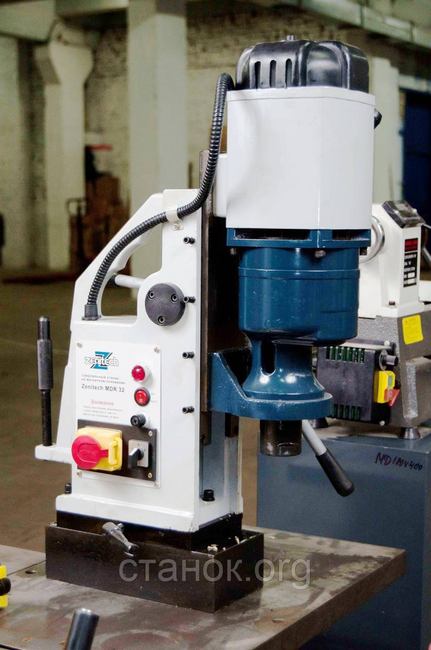 Zenitech MDR 32 Сверлильный станок по металлу свердлильний верстат зенитек мдр 32