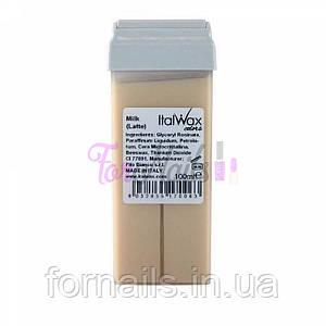 ItalWax Воск в кассете Молоко 100 мл