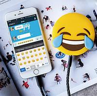 Универсальная портативная батарея Power Bank emoji Crying Laughing