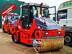 Уже прибыл на склад!! Асфальтовый каток Hamm DV 70 VO 2006 года выпуска в наличии на складе!!!