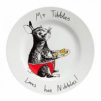Тарелка Люблю вкусняшки
