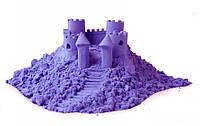 Кинетический песок фиолетовый 1кг