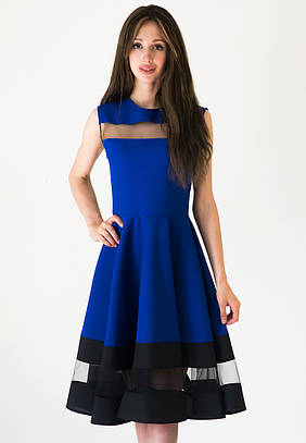 (M / 44-46) Жіноче вечірнє синя плаття Elsa Розпродаж