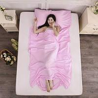 Постельный Комплект спальный Мешок (Розовый)