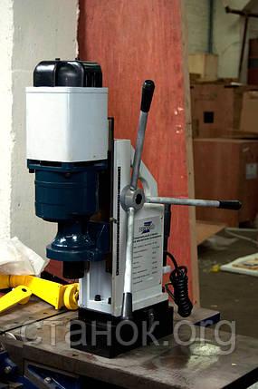 Zenitech MDR 49 Сверлильный станок по металлу свердлильний верстат зенитек мдр 49, фото 2