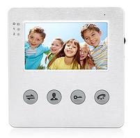 Домофон SEVEN DP–7542 экран 4.3 microSD до 64ГБ память на 80 фото