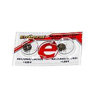 Батарейка Енергiя AG 1-U10 (364,164) 2шт.