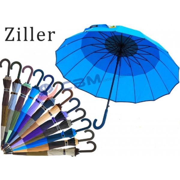 Зонт-трость полуавтомат Ziller ZL-403