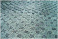Укладка тротуарной плитки, асфальта, песчаника.