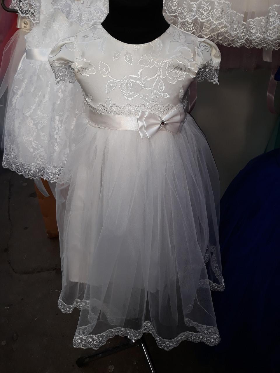 Детское нарядное платье, фото 1
