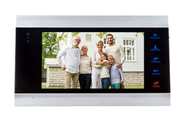 Домофон SEVEN DP–7572HD экран 7 microSD до 64ГБ память на 80 фото