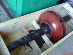 Запасные части к насосам Д, 1Д двухстороннего входа