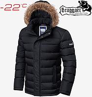 Куртка зимняя с опушкой Braggart, фото 1