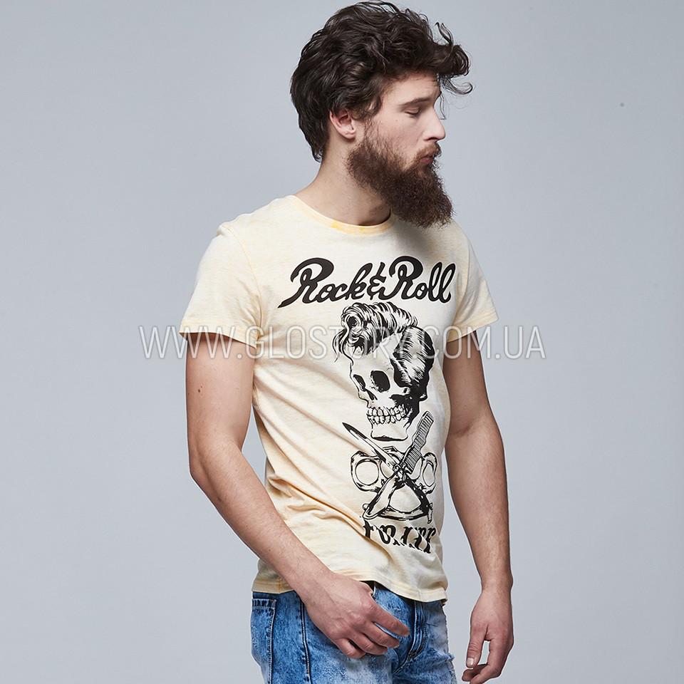 Мужская футболка Glo-story, Три цвета