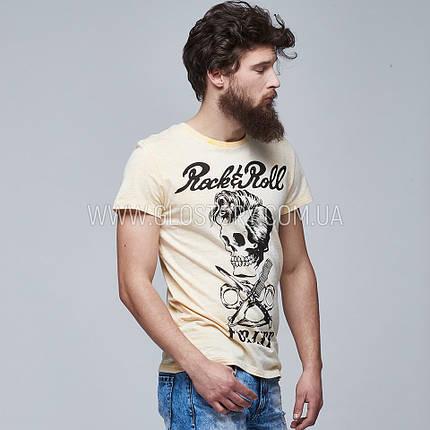 Мужская футболка Glo-story, Три цвета , фото 2