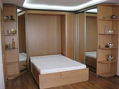 Шкаф-кровать трансформер Платон 103