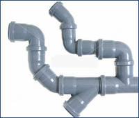 Монтаж систем канализации объектов капитального строительства