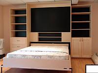 Шкаф-кровать трансформер Платон 105