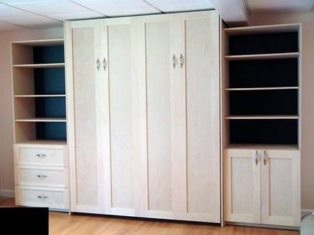 Шкаф-кровать трансформер Платон 105, фото 2