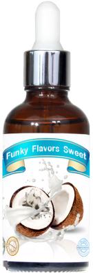 """Подслащенный пищевой ароматизатор  Funky Flavors Sweet """"КОКОС"""",50 мл"""
