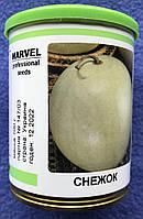 Семена арбуз 100 гр сорт Снежок  в банке