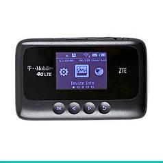 Мобильный 3G/4G роутер ZTE MF915