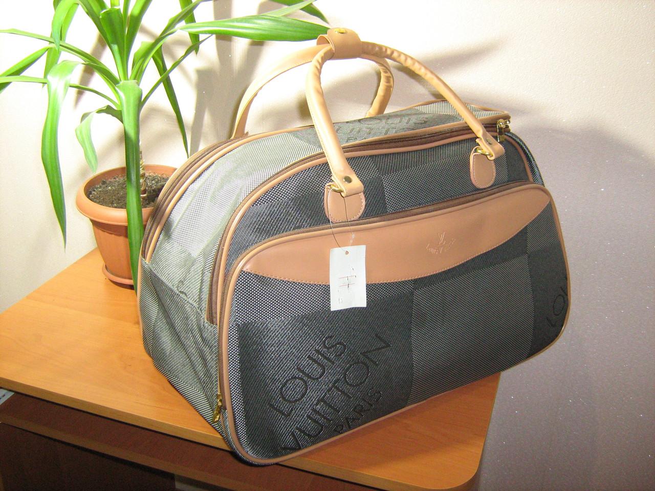 ad4b3418f70a Стильная Дорожная Сумка Louis Vuitton. — в Категории