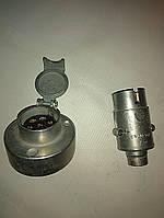 Прицепне (розєм папа/мама) електричний вузол для прицепа універсальний комплект, фото 1