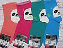 Носки без резинки (антиварикозные) с рисунком на пятке р. 38-40 (25) Украина оранжевые, фото 7