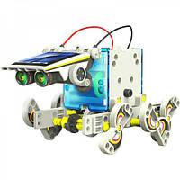 Конструктор 14 в 1 на солнечных батареях CIC 21-615