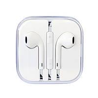 Наушники Apple EarPods копия