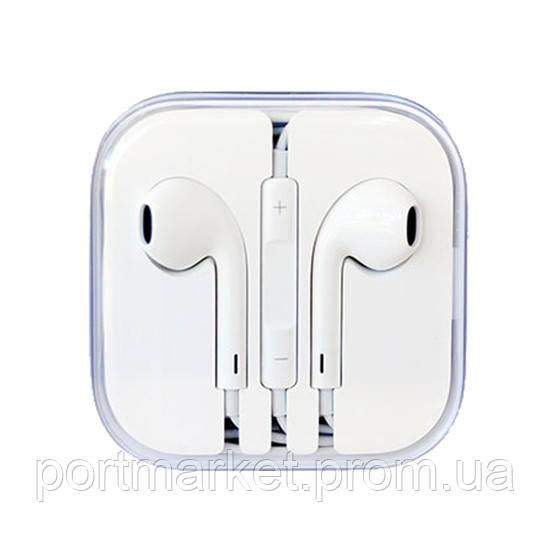 Наушники Apple EarPods копия - Portmarket в Киеве 3ba6e5f4aef47