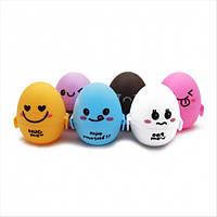 Контейнеры для мелочей Мордочки 6 шт Для сохранения сырых и приготовленных яиц от повреждений Код: КГ4224