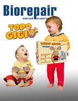 Детский гигиенический набор Biorepair ™ «Веселый мышонок»