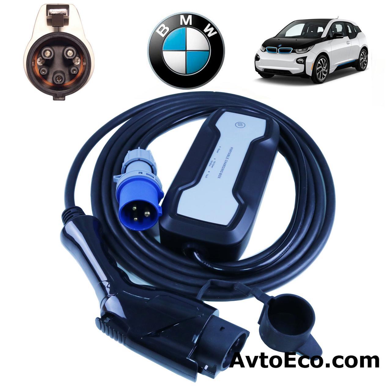 Зарядное устройство Besen для электромобиля BMW i3 J1772-16A