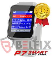 НОВЫЕ Смарт Пейджер-Часы для Медперсонала BELFIX-P07WH