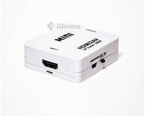 Конвертер HDMI в AV, фото 2