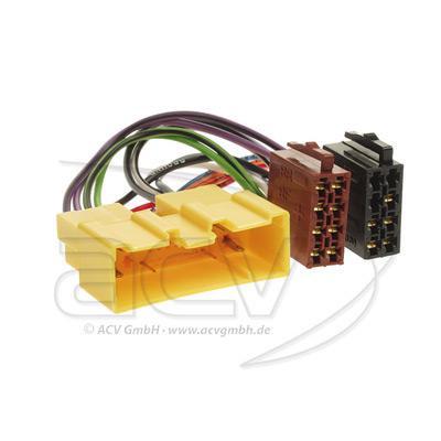 Перехідник Авто-ISO 1173-02 Mazda