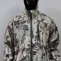 Куртка Camo-tec Hard-Shell Криптек зеленый 54р