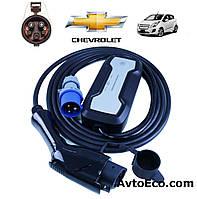 Зарядное устройство Besen для электромобиля Chevrolet Spark J1772-16A
