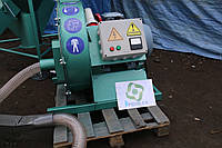 Молотковая дробилка зерна (кормодробилка) 15 кВт