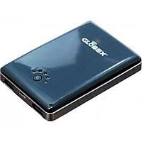 Портативный аккумулятор Globex GU-PB84 черный