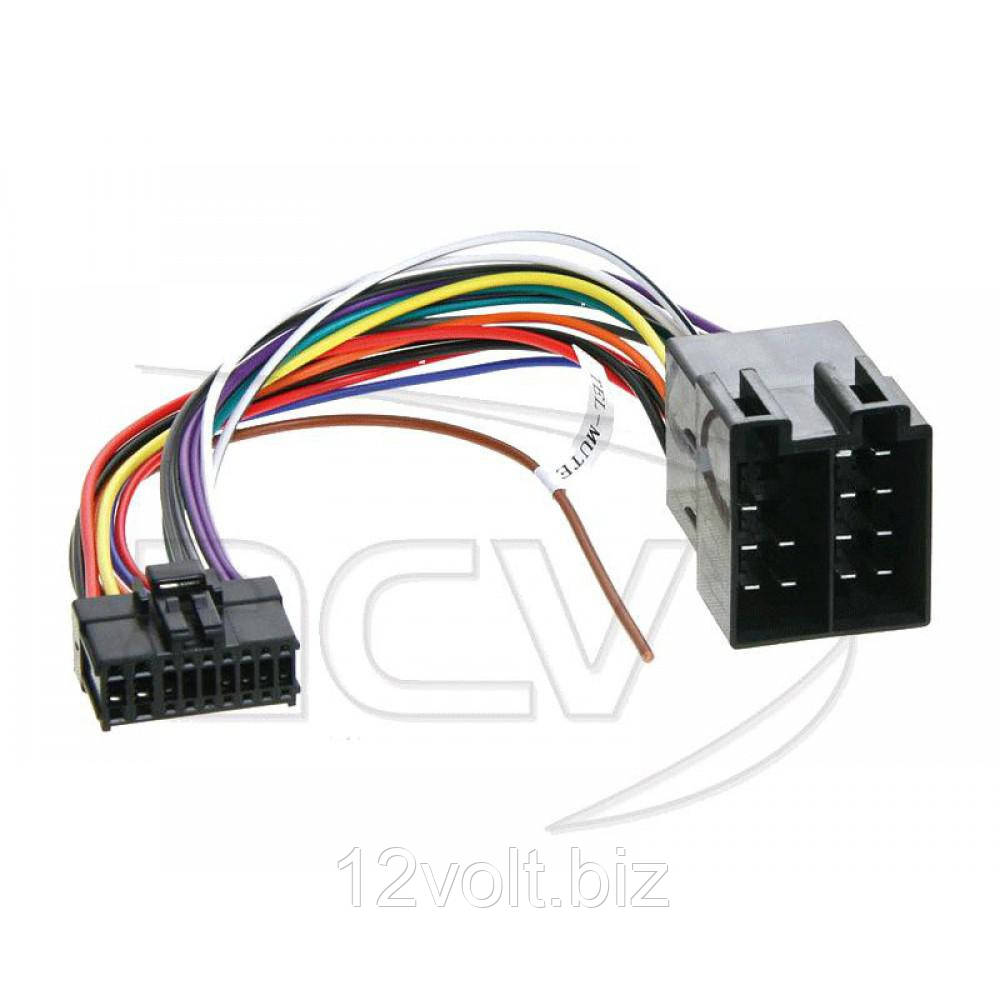 Переходник Магнитола-ISO 453022 Pioneer - ISO (P80 MP/P9600MP)