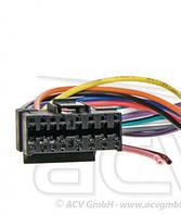Перехідник Магнітола-ISO 456001/1 SONY - ISO 16pin