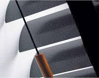Жалюзи Алюминиевые-50мм с перфорацией