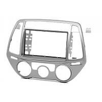 Рамка переходная Carav 11-426 Hyundai i20 2012+ (Manual Air-Conditioning)