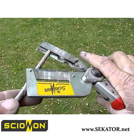 Секатор для щеплення  Scionon SGS1-19R (Нова Зеландія), фото 2