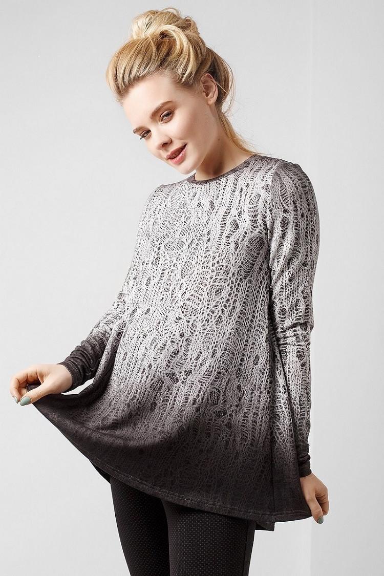 туника для беременных стилизация под вязаные вещи цена 968 грн