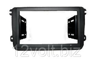 Рамка переходная Carav 08-009 VW/ Passat/ Golf/ Touran/ Jetta/ new Polo