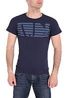 Armani Jeans футболка мужская (M-2XL/4ед.) Лето 2018